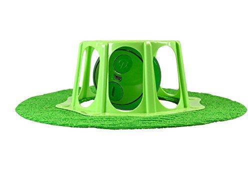 ROBOMOP Microfibre Serpillière Accessoire, vert