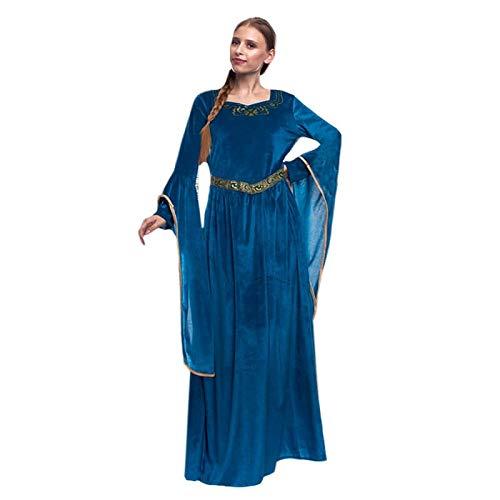 Disfraz Princesa Vikinga Mujer (Talla L) (+ Tallas) Carnaval historicos