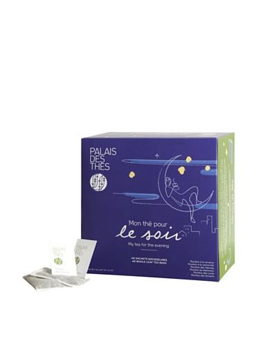 Palais des Thés My Tea for the Evening, Selection of 48 Tea Bags