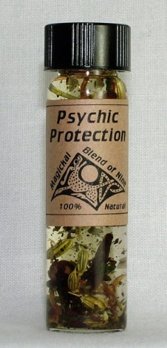 Psychic Protection Magickal Oil