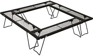 [クイックキャンプ(ONOE×QUICKCAMP)] ファイアプレイステーブル FIRE PLACE TABLE 焚き火 焚火 たき火用 囲炉裏テーブル