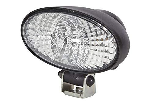 Hella 1GB 996 186-051 Arbeitsscheinwerfer - Oval 90 - HB3 - 12V - Anbau - stehend - Nahfeldausleuchtung