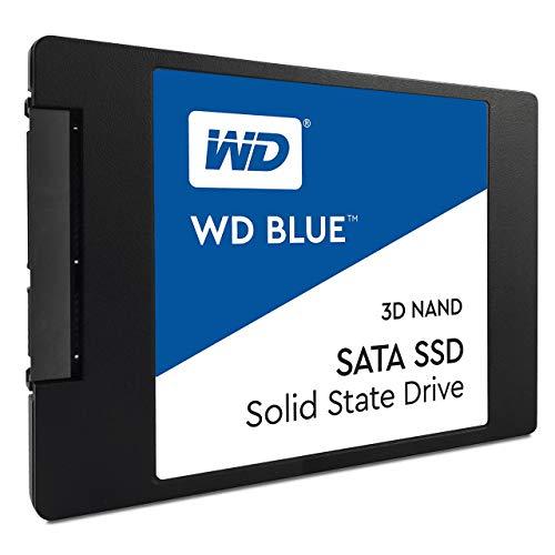 Western Digital Blue SSD 250GB 2,5 3D NAND WDBNCE2500PNC-WRSN ...