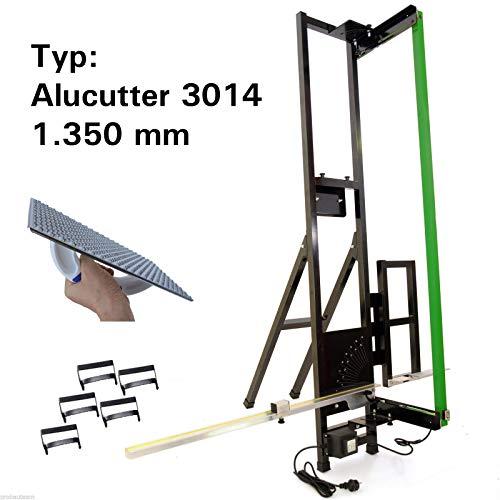 Cortador de poliestireno de aluminio 2012 o 3014, cortador de poliestireno ideal para el trabajo en los andamios, 230.00V