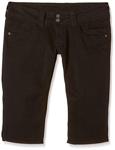 Pepe Jeans VENUS CROP PL800037T41 Short de bain, Noir, 31 Femme
