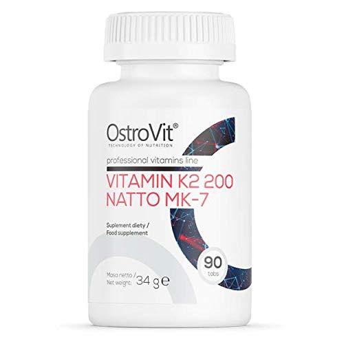 Vitamin K2 200 Natto MK7 OstroVit