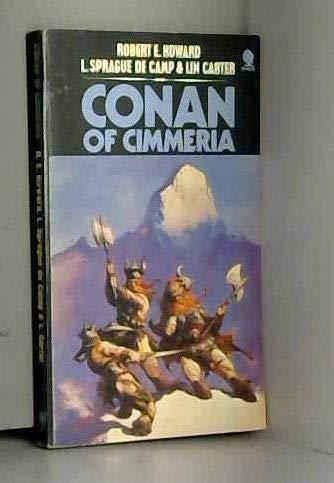 Conan of Cimmeria 0722147406 Book Cover