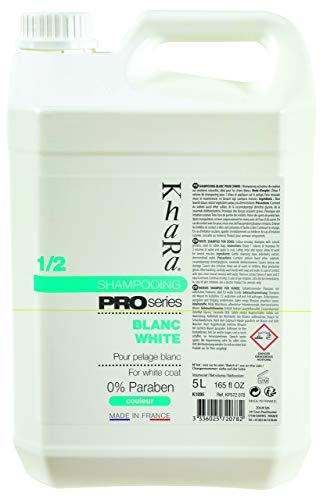 SHAMPOOING Blanc 5 L Khara Pro Series