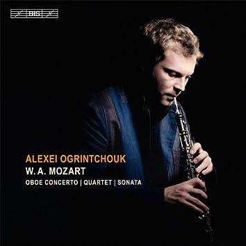 Mozart: Oboe Concerto - Oboe Quartet - Sonata