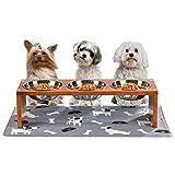 Yangbaga Elevated Dog Bowls