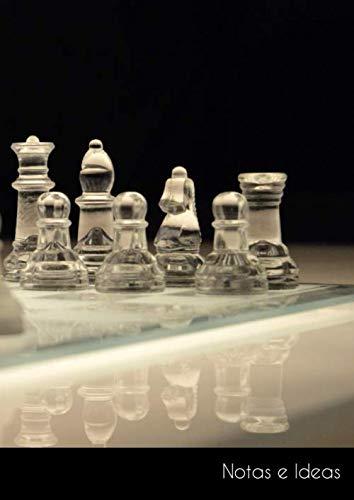Notas e Ideas: Cuaderno / libro de dibujo grande tablero de ajedrez...