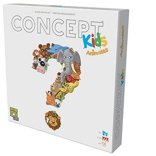 Asmodee - Concept Kids - Español (CKASP01)