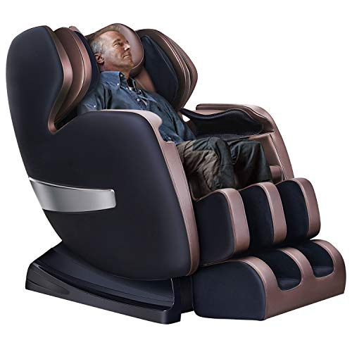 Massage Chair by KTN, Zero Gravity Massage Chair, Shiatsu Massage Chair with S-Track, 3D Massage...