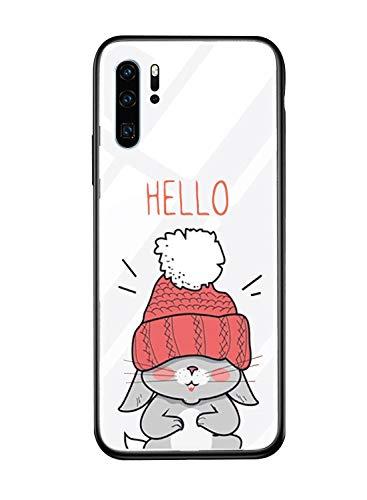 Oihxse Case ersatz für Galaxy Note 10 Plus Hülle,Personalisiert Schutzhülle Kompatibel mit Galaxy Note 10+,Ultra Dünn Silikon TPU und 9H Gehärtetes Glas Zurück Tasche Schale Kratzfeste Stoßfest (A4)