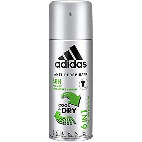 Adidas 6 in 1 Desodorante para Hombre - 200 ml.