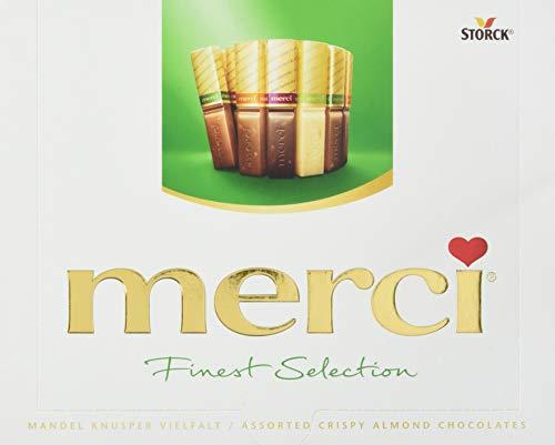 merci Finest Selection Mandel-Knusper-Vielfalt, 250 g
