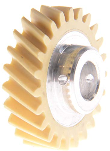 PART # W10112253 OR AP4295669 OR 4162897 GENUINE FACTORY OEM ORIGINAL MIXER WORM GEAR FOR KITCHENAID
