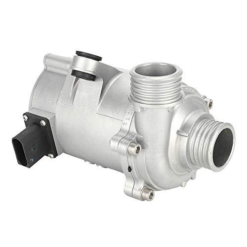 Changor Riguroso Motor Agua Bomba, Eléctrico Agua Bomba Radiador Motor Cuadra Circulación Flujo Metal por E84 F30 320i 328i X1 320i