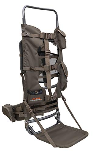 """ALPS OutdoorZ Commander Frame Only, Coyote Brown ,40"""" x 16"""" x 7"""""""
