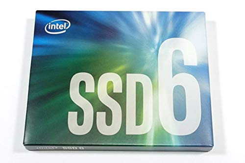INTEL SSD 660P Series (1.0TB, M.2 80MM PCIE 3.0 X4, 3D2, QLC) Retail Box Single Pack SSDPEKNW010T8X1 978350