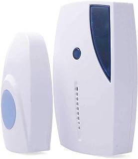 INFAPOWER Funciona Con Batería Extra Alto Digital Timbre Inalámbrico 32 melodías Tono