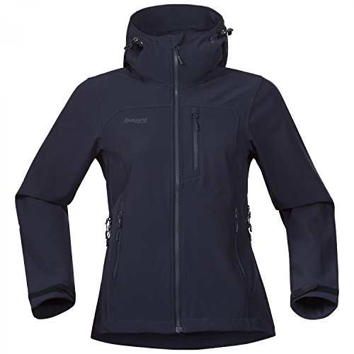 Bergans Stegaros Lady Jacket - Damen Softshelljacke mit Kapuze