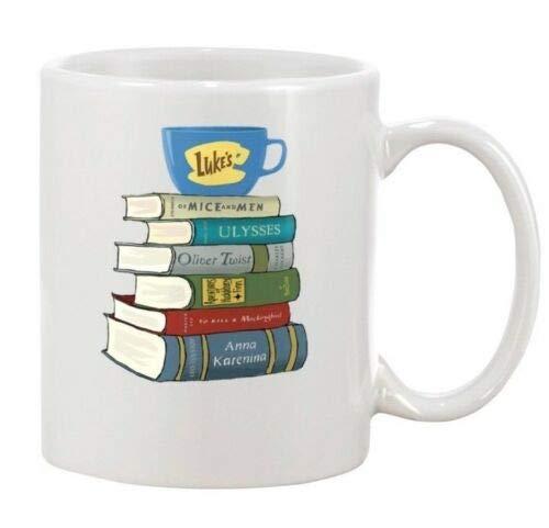 Gilmore Girls - Luke 's - Bücherbecher - Kaffeebecher