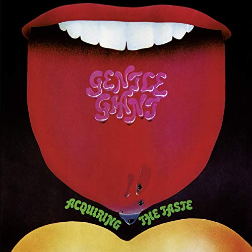 Acquiring the Taste (Gatefold/180g/Black Vinyl) [Vinyl LP]