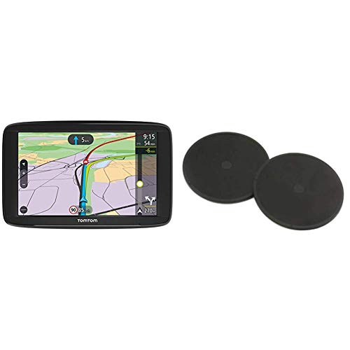 TomTom Via 62 (6 Pouces) - GPS Auto - Cartographie Europe...