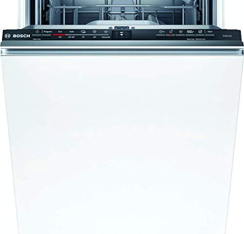 Bosch Electrodomésticos SPV2HKX39E Serie 2 - Lavavajillas totalmente retráctil, 45 cm