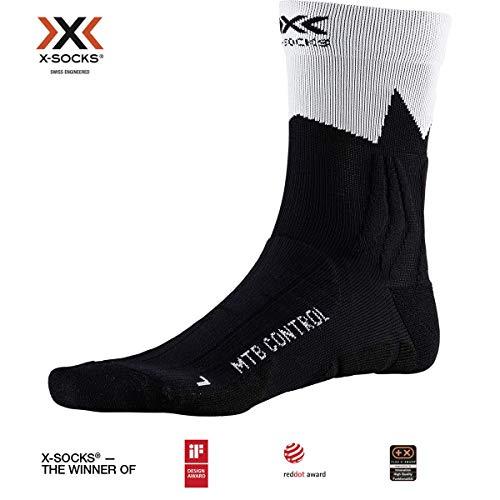 X-Socks Mountain Bike Control Socks, Unisex Adulto, Opal