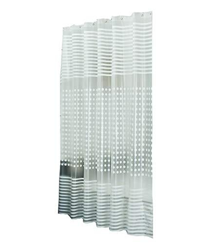 MingXinJia Duschvorhang für Badezimmer - Wasserdichtes Mehltau-Peva-Material Duschvorhänge Faltbar Warm & Wasserdicht Duschvorhang für zu Hause Duschvorhänge für Den Innenbereich, 280 * 200 cm