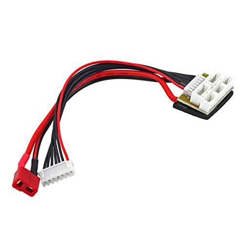 Ballylelly 3X2S 2X3S Balance Charger Adapter Kabelplatine Imax B6 B6AC B8 Für RC-Batteriekabelbaum