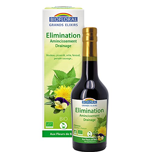 Biofloral - Elixir Bio aux plantes du printemps - Biofloral