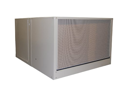 MasterCool AD1C5112 Down-Draft Evaporative Cooler with 1,750 Square Foot Cooling, 5,000 CFM