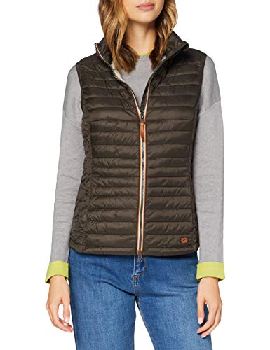 camel active Womenswear Damen 3602509E5079 Jacke, Mauve, 42