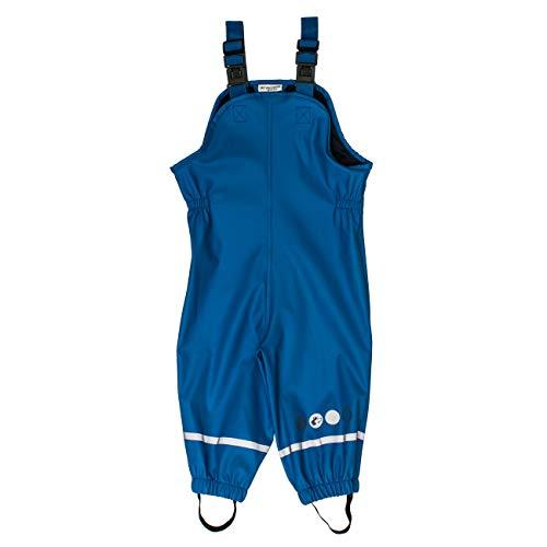 SALT AND PEPPER Salt & Pepper Jungen Trousers RB B Boys Uni Regenhose, Blau (Blue 447), 80