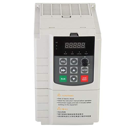 PAM Control Vector Inverter Drive Protection Control PID para motor asíncrono para motor síncrono(0.75KW)