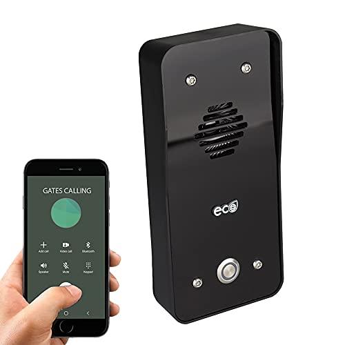 AES GLOBAL GSM ECO Intercom System 4g Sistema de Control de Acceso para Puerta Puerta Open Visitor Security Access Controller Intercom Sistemas para Hogar Oficina