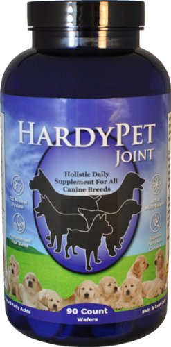 HardyPet Joint, Daily Supplement Made Just for Dogs, 90 Count