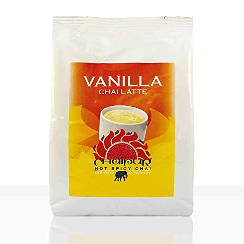 Darboven Chaipur Vanilla Chai Latte 6 x 500g Instant Tee