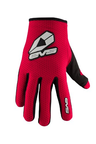EVS Sports Sport Glove, Adult, XL, Red, Taille X-Large