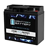 Mighty Max Battery 12V 18AH Lithium Replacement Battery for Peak PKC0AZ, PKC0BK Brand Product