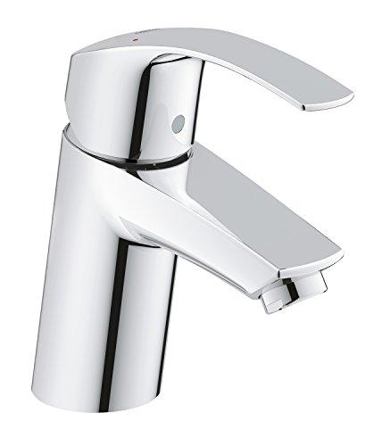 Grohe Eurosmart Waschtischarmatur, Niederdruck für offene Warmwasserbereiter, 3246720L