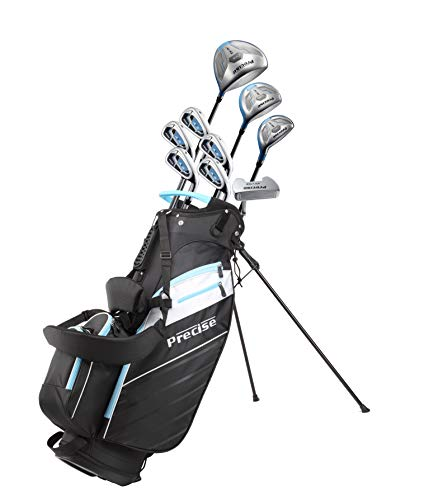 Precise AMG Ladies Womens Complete Golf Clubs Set Includes...