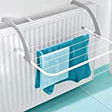 Bloomerang Multifunction Foldable Outdoor Clothes Drying Rack Bathroom Windowsill Sunderies St