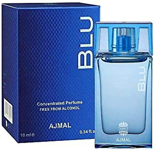 Ajmal Blu CPO - Concentrated Perfume Oil 10 ML (0.3 oz) By Ajmal Perfumes