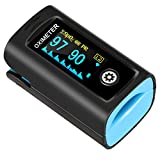 Uthlusty UTH Fingertip Pulse Oximeter Blood Oxygen Saturation Monitor for Pulse Rate