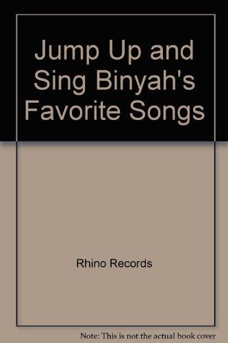 Jump Up and Sing Binyah's Favorite Songs