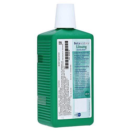 BETAISODONA Lösung 500 ml